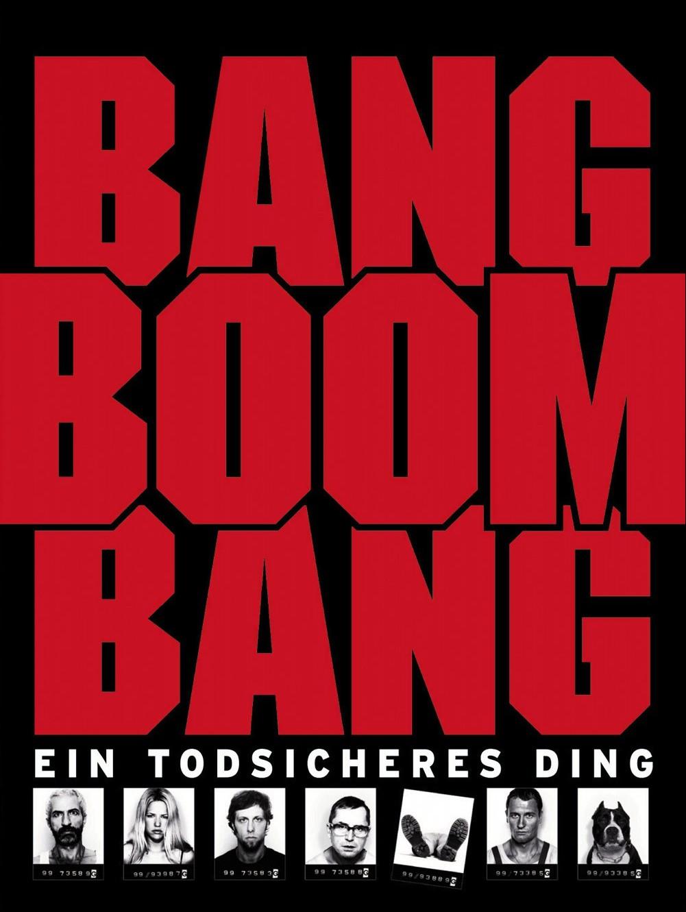 Bang Boom Bang, Autokino 2000