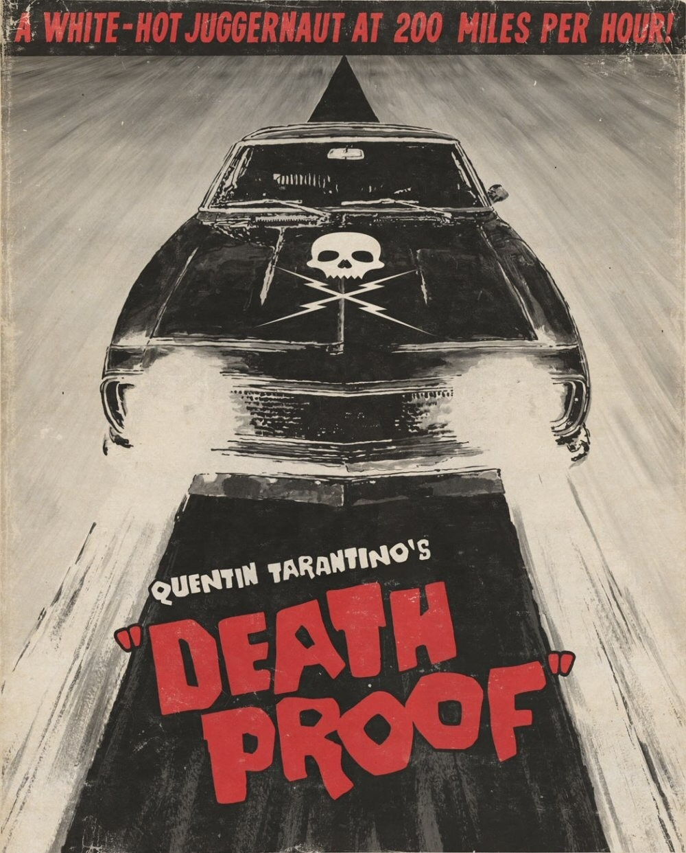 Death Proof, Autokino 2013