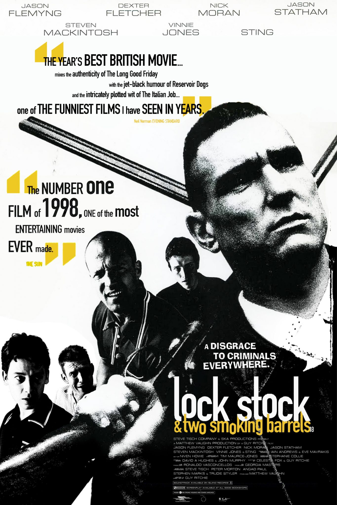 Lock Stock and two smoking Barrels, Autokino 2002