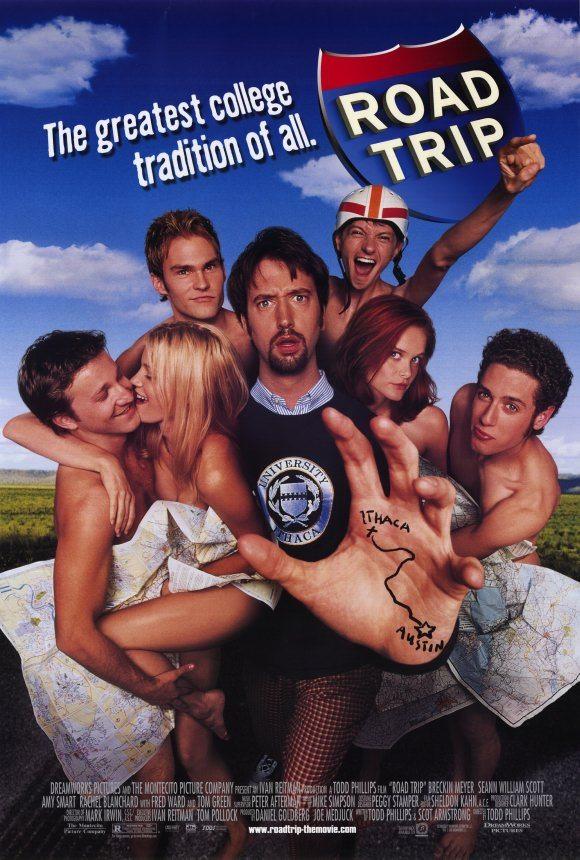 Road Trip, Autokino 2001