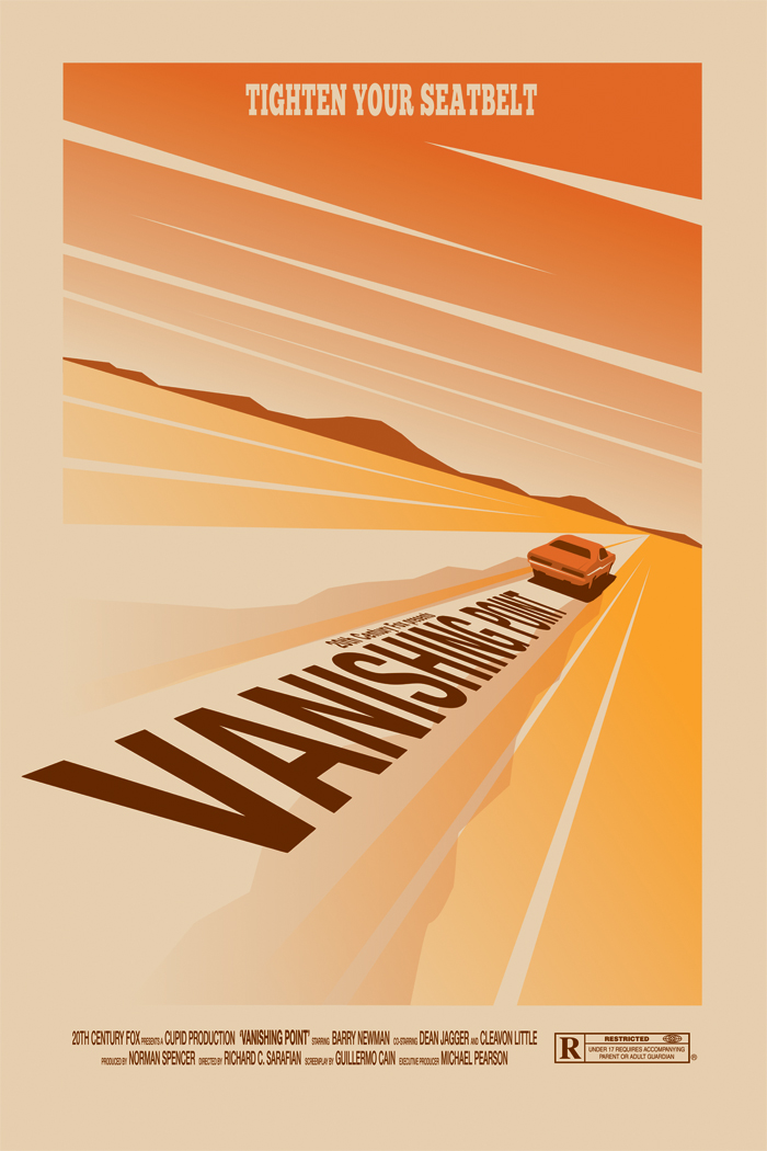 Vanishing Point, Autokino 2007
