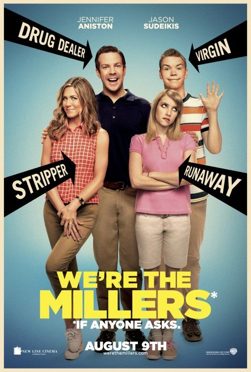 We're the Millers, Autokino 2014